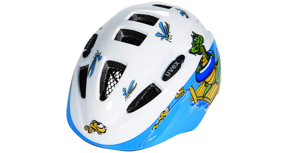 UVEX kid 2 Helmet crocodile